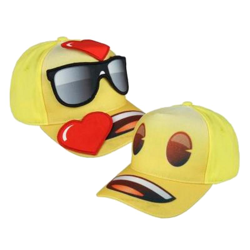 Καπέλο Παιδικό Emoji 517