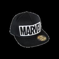Καπέλο Marvel Άσπρο/Μαύρο