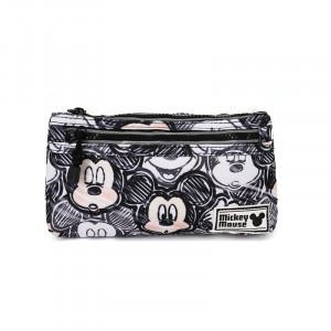 Σχολική Κασετίνα Disney Mickey Mouse Oh Boy KaracterMania με διαστάσεις 12x22x3cm