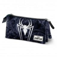 Σχολική Κασετίνα Τριπλή Marvel Spiderman