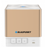 Ηχείο Bluetooth BLAUPUNKT BT02GOLD - Χρυσό