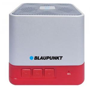 Ηχείο Bluetooth BLAUPUNKT BT02RD - Κόκκινο/Ασημί