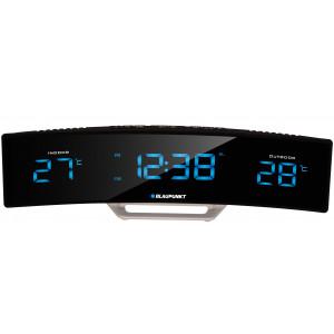 Ρολόι / Ραδιόφωνο BLAUPUNKT CRP12BK - Μαύρο