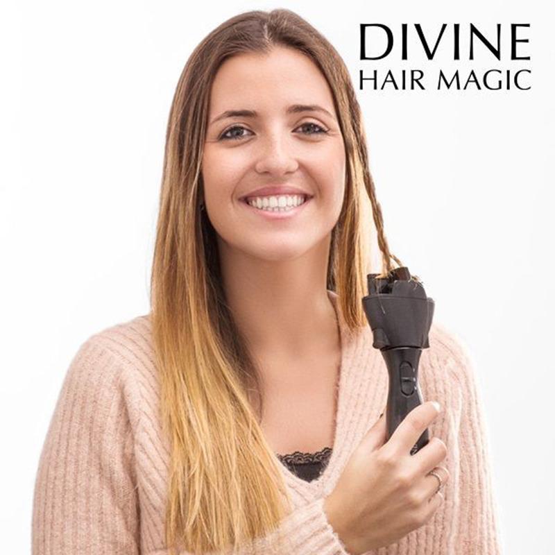 Ηλεκτρική Μηχανή Πλέξης Μαλλιών Magic Braider