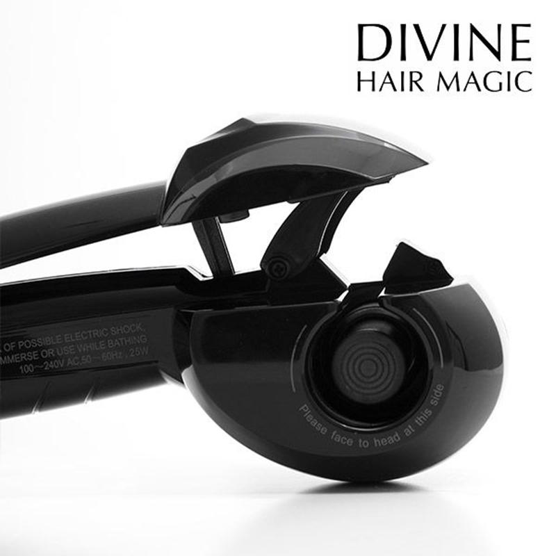 Μασιά Μαλλιών Divine Hair Magic Magic Twist