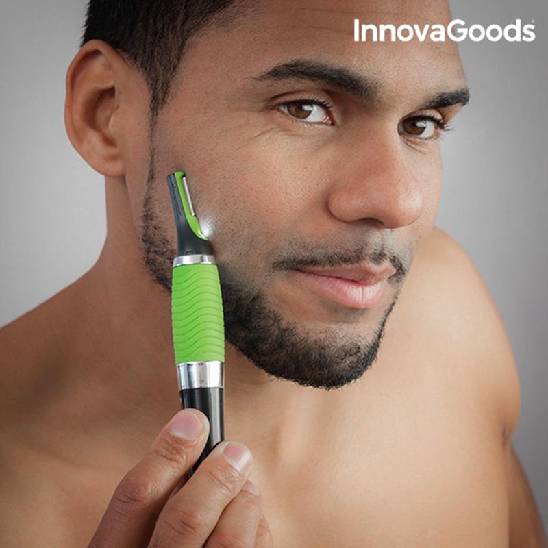 Κουρευτική Μηχανή Ακριβείας με LED InnovaGoods