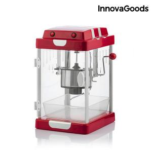 Παρασκευαστής Popcorn Tasty Pop Times InnovaGoods 310W - Κόκκινο