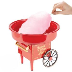 Μηχανή για Μαλλί της Γριάς APPETITISSIME Sweet & Pop 500W - Κόκκινο