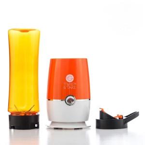 Μπλέντερ TWIST & TAKE SPORT 0.5L 180W - Πορτοκαλί