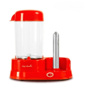 Μηχανή Hot Dog APPETITISSIME Tasty American 350W - Κόκκινο