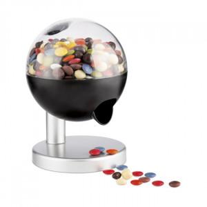 Διανεμητής για Καραμέλες και Ξηρούς Καρπούς Sweet & Salt Ball Mini - Μαύρο