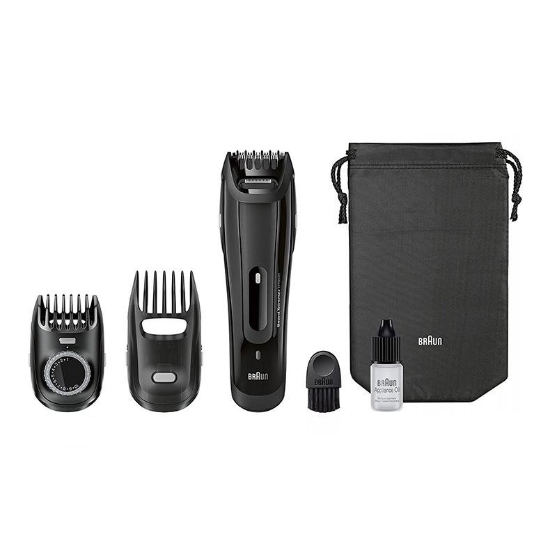 Ξυριστική Μηχανή Braun BT5070 - Μαύρο