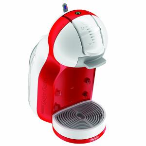 Καφετιέρα με Κάψουλες De'Longhi EDG 305-WR Mini Me Dolce Gusto - Κόκκινο / Άσπρο