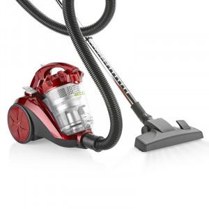 Ηλεκτρική Σκούπα χωρίς Σακούλα Tristar SZ2131 800W - Μαύρο / Κόκκινο