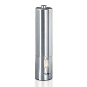 Ηλεκτρικός Μύλος Tristar PM4004 αλατιού/πιπεριού - Ασημί