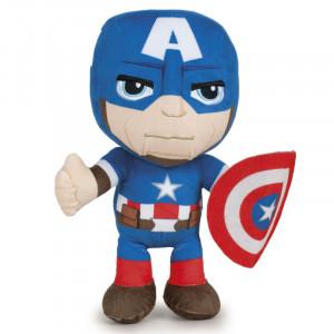 Λούτρινη Φιγούρα Marvel Avengers Captain America 26cm