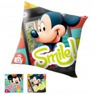 Μαξιλαράκι Kids Licensing Disney Mickey Mouse Smile