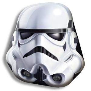 Μαξιλαράκι Βελούδινο Kids Licensing Star War Stormtrooper 40cm