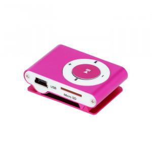 Φορητό MP3 Player Setty Mini με Ακουστικά - Ροζ