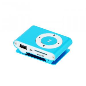 Φορητό MP3 Player Setty Mini με Ακουστικά - Μπλε