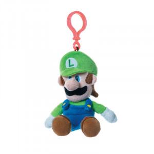 Μπρελόκ Λούτρινο Mario Bros Luigi 17εκ.
