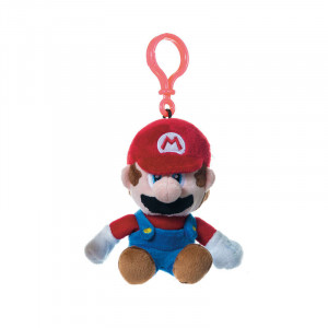 Μπρελόκ Λούτρινο Mario Bros Mario 17εκ.