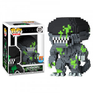 Funco POP! Alien 8-Bit Xenomorph