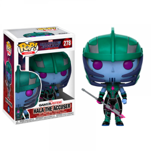 Funco POP! Marvel Guardians of the Galaxy Hala the Accuser
