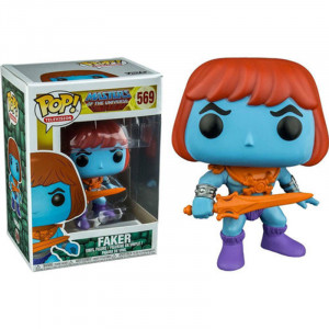 Funco POP! Masters of the Universe Faker