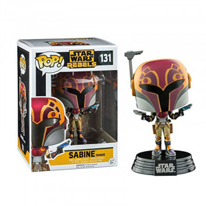 Funco POP! Star Wars Rebels Sabine (Masked)