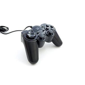 Gamepad Διπλού Κραδασμού Ewent EW3170 - Μαύρο