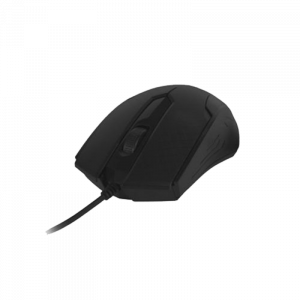 Ποντίκι ART AM-93 Ενσύρματο - Μαύρο