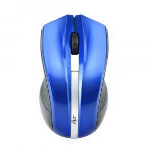 Ποντίκι ART AM-97 Ασύρματο - Μπλε