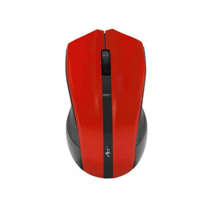 Ποντίκι ART AM-97 Ασύρματο - Κόκκινο
