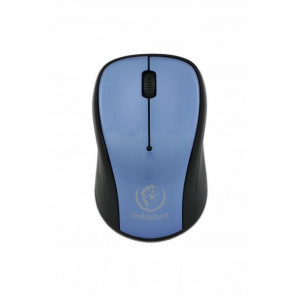 Ποντίκι Rebeltec Comet Ασύρματο - Μπλε/Μαύρο
