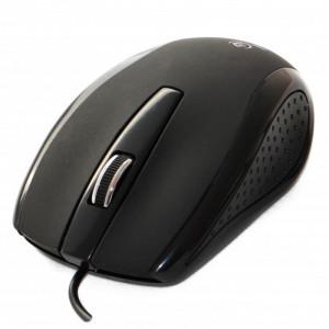 Ποντίκι Rebeltec Gamma Ενσύρματο - Μαύρο