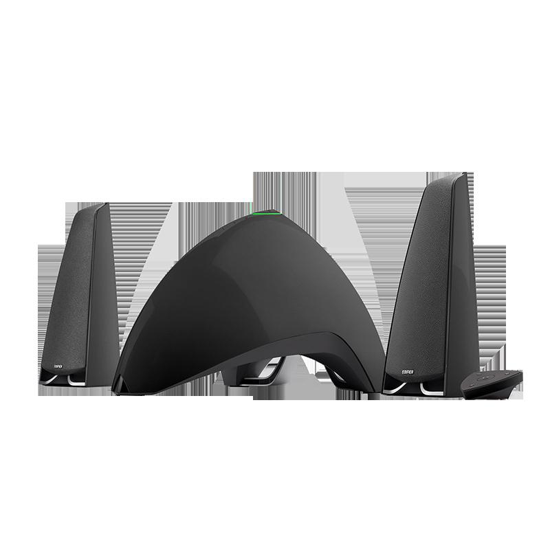 Ηχεία Edifier Prisma E3360BT 2.1 64W - Μαύρο