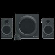 Ηχεία Logitech Z333 2.1 40W - Μαύρο