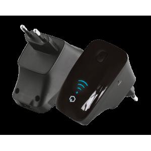 Αναμεταδότης Wi-Fi CUBOQ 300 Mbps - Μαύρο