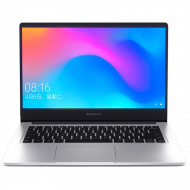 "Xiaomi RedmiBook 14"" Enhanced Version i7-10510U NVIDIA MX250 8GB RAM 512GB SSD - Ασημί"