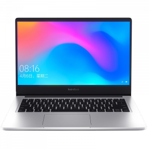 "Xiaomi RedmiBook 14"" Enhanced Version i5-10210U NVIDIA MX250 8GB RAM 512GB SSD - Ασημί"