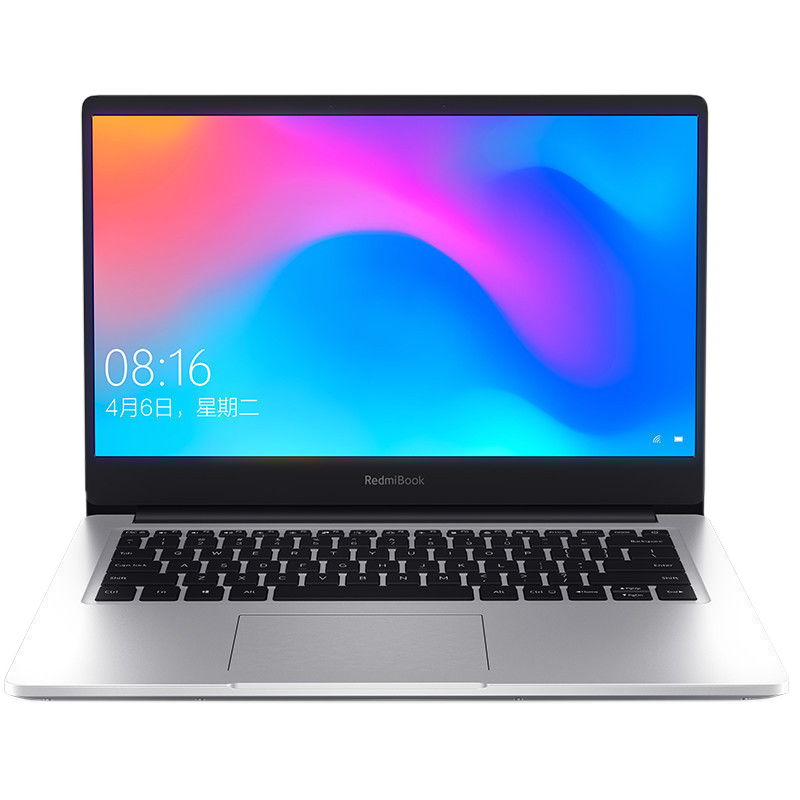 """Xiaomi RedmiBook 14"""" Enhanced Version i7-10510U NVIDIA MX250 8GB RAM 512GB SSD - Ασημί"""