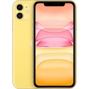 Apple iPhone 11 (64GB) - Κίτρινο