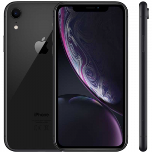 Apple iPhone XR eSIM 256GB - Μαύρο