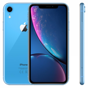 Apple iPhone XR eSIM 64GB - Μπλε