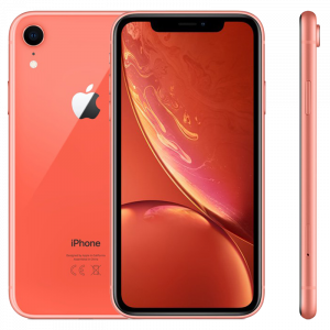 Apple iPhone XR eSIM 64GB - Κοραλί