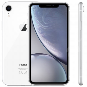 Apple iPhone XR eSIM 64GB - Άσπρο