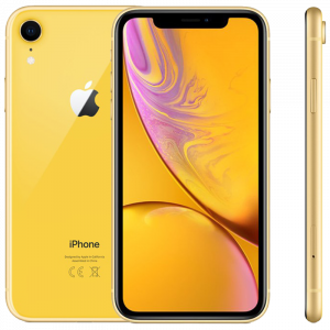 Apple iPhone XR eSIM 64GB - Κίτρινο