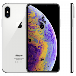 Apple iPhone XS eSIM 64GB - Ασημί
