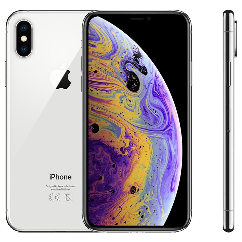 Apple iPhone XS eSIM 64GB - Ασημί